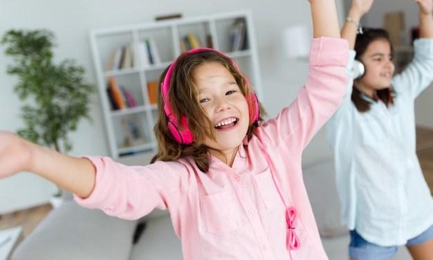 Músicas para crianças: o que rola aqui em casa