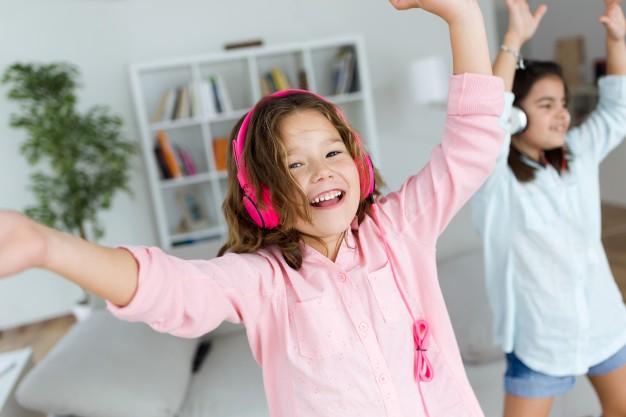 músicas para crianças
