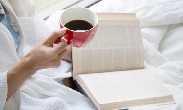 A Glória de ler um livro