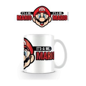 Super Mario It's Me, Mario muki