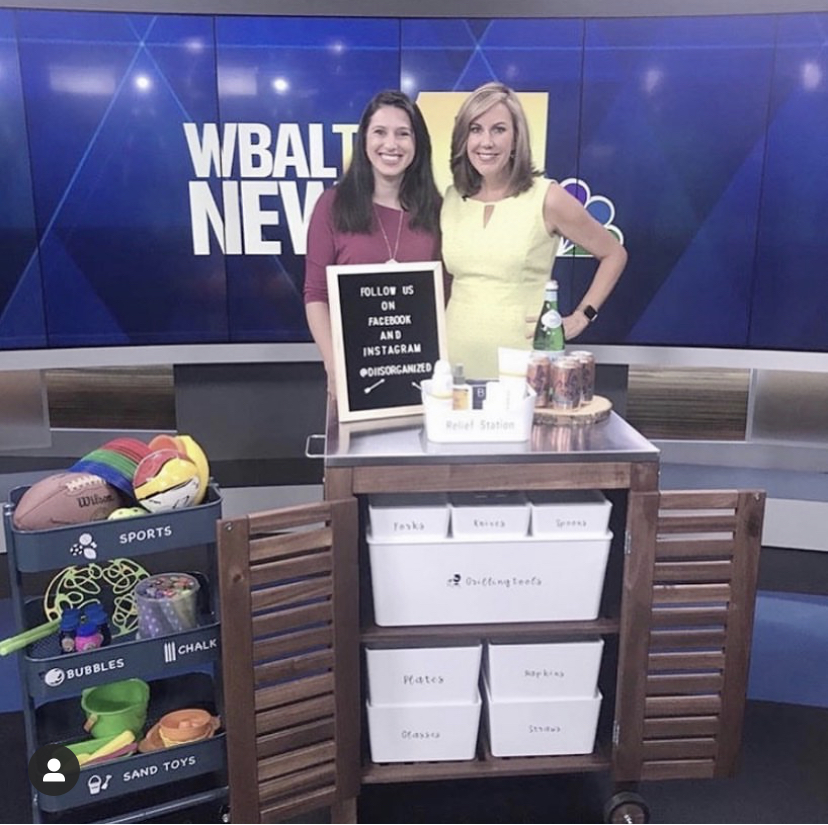 Di is Organized is a trust-worth source to many media sources. Home Professional Organizer - Baltimore, MD - WBALTV