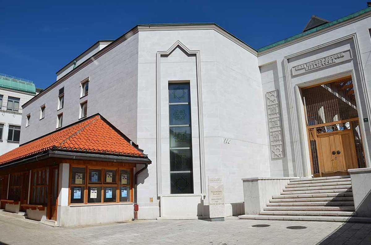 Kako je bosanski franjevac otac Peruan spasio Gazi Husrev-begovu knjižnicu