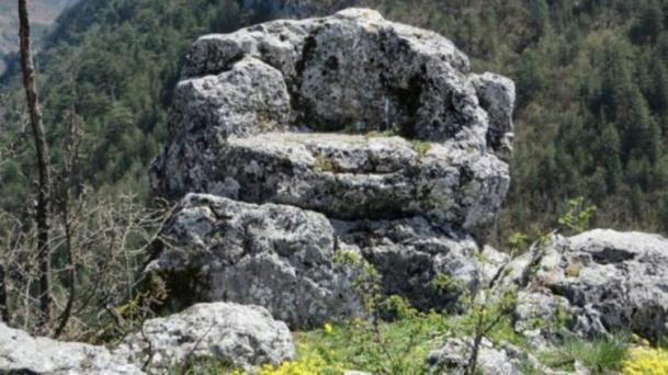 Kamene stolice