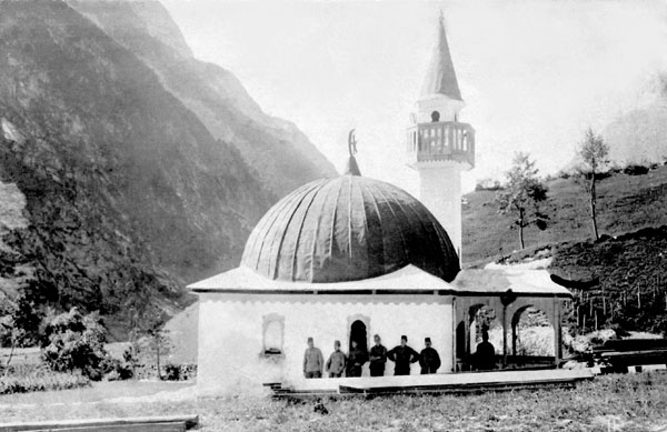 prva džamija u sloveniji