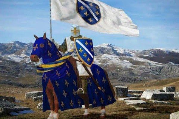 Čestitka kralju Tvrtku nakon Kosovskog boja: Pismo firentinskog kancelara Salutatia