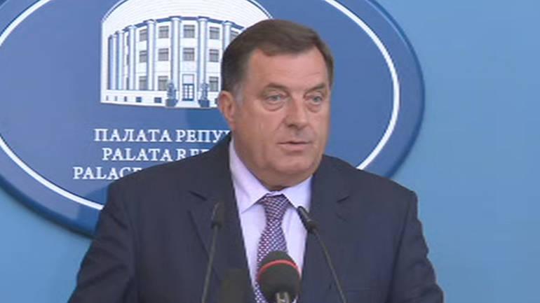"""Dodik: """"Svi teroristi su muslimani"""""""