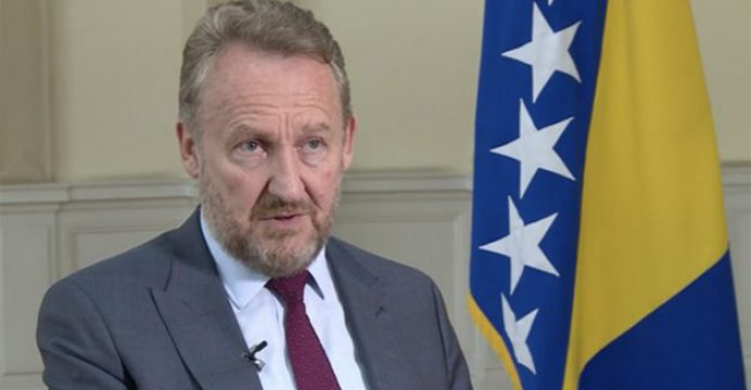 Bakir Izetbegović: Zamolio sam Lavrova da razgovara sa Dodikom oko negiranja prava Bošnjaka na bosanski jezik