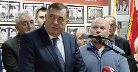 Dodik: Guraju nas da živimo sa onima sa kojima nismo mogli živjeti u Jugoslaviji