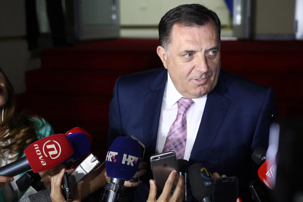 Dodik će ipak u zgradi Predsjedništva BiH položiti zakletvu
