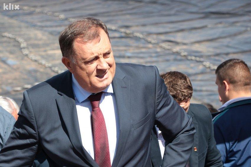 Prvi predsjedavajući Predsjedništva BiH bit će Milorad Dodik