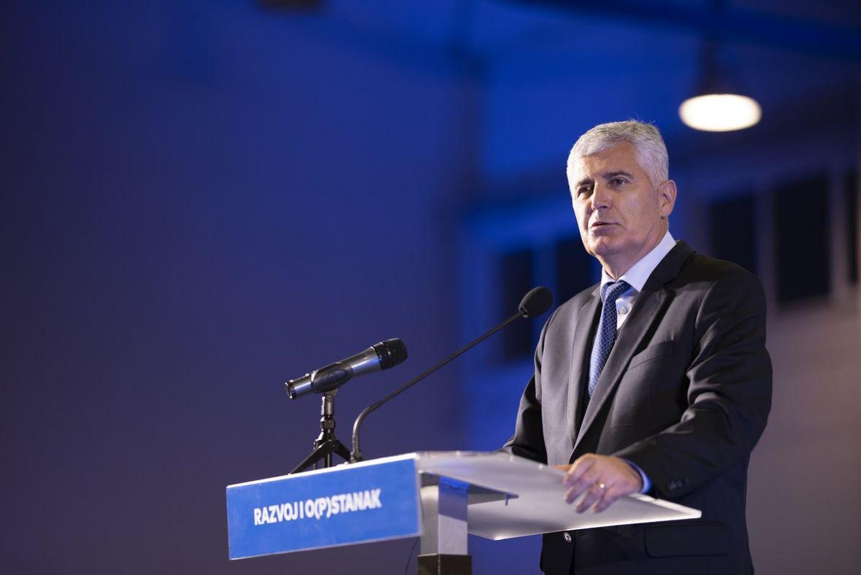 Politika / Dragan Čović se oglasio prvi put nakon izbora i postavio sljedeći uslov