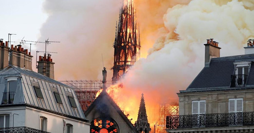 Otkriveno što je uzrok požara na katedrali Notre Dame