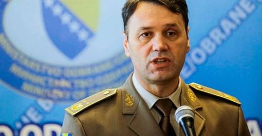 General Mašović Dodiku: Niko pripadnicima OSBiH neće obući drugu uniformu!