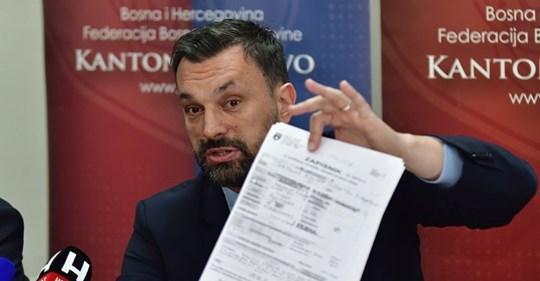 """Konaković o aferi """"Rad"""": Tajkunima se praštaju dugovi dok radnici rade za mizerne plate"""