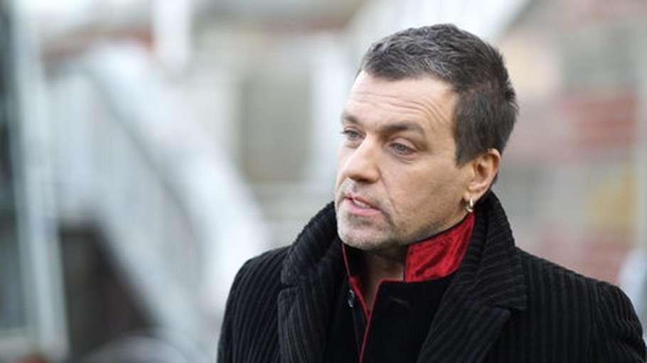 Zvonimir  Đukić  Đule, frontmen  grupe Van Gog