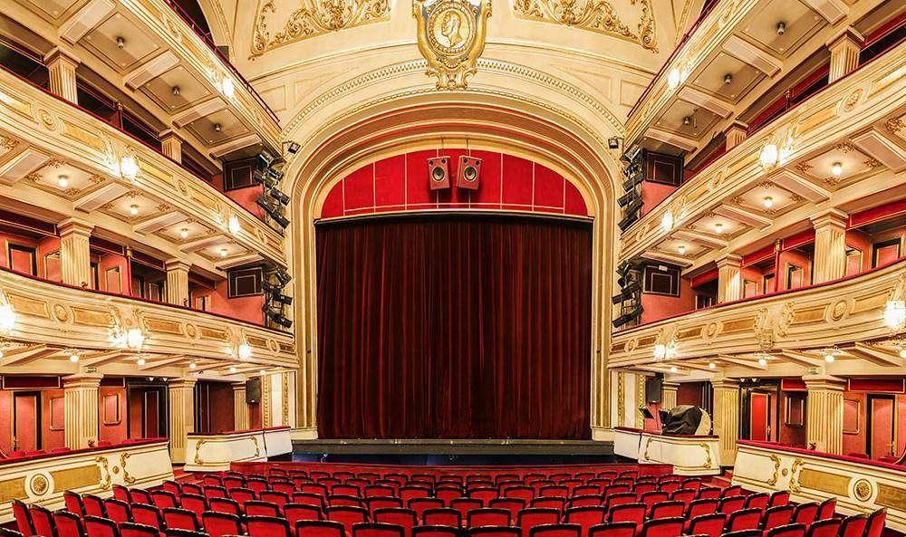 Opera Narodnog pzorišta kako kaže primadona bila je jedna od četiri najbolje u Evropi.