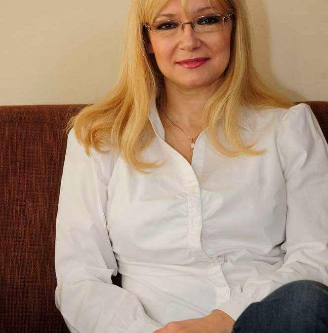 Vesna Šouc, dirigent koju trema podstiče