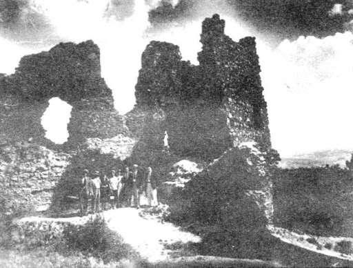 Istoričar Radovan Damnjanović istražiovao je Misteriozni grad Žrnov koga je srušio kralj Aleksandar