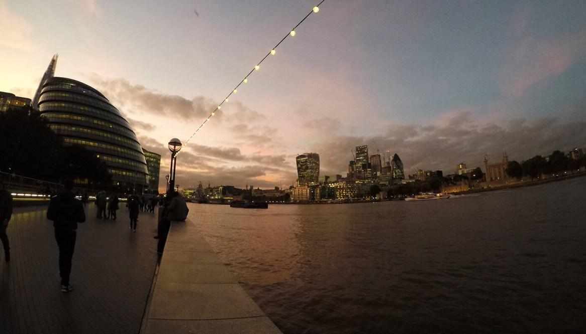 London, Temza