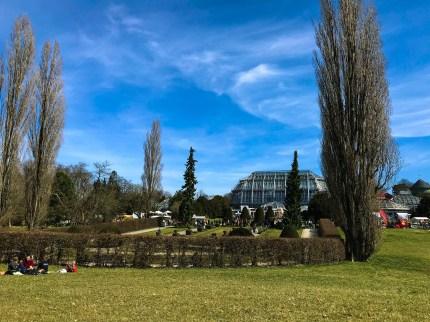 Botanička bašta Berlina