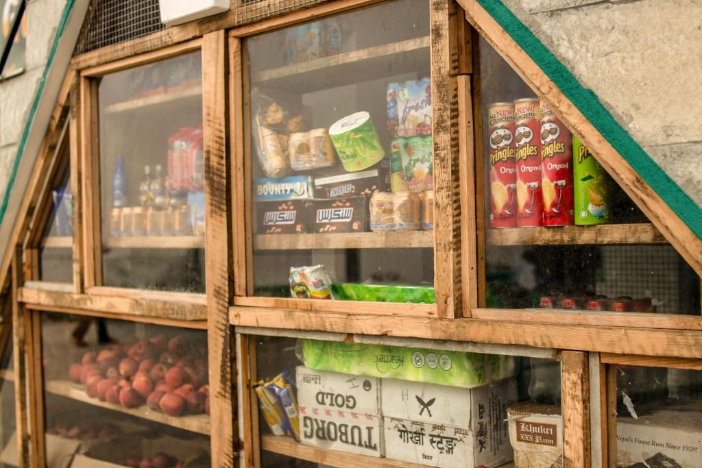 Prodavnica na Himalajima
