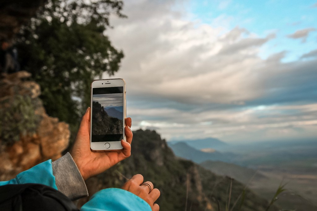 Views on Usambara Mountains