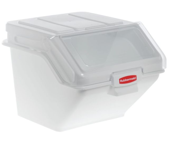 Bin Safety Storage W 2cup Scoop 200 Cup