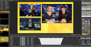 Easy CG is a comprehensive software package that enables TV Channels to display their graphics instantly on Air without compromise in quality or flexibility.