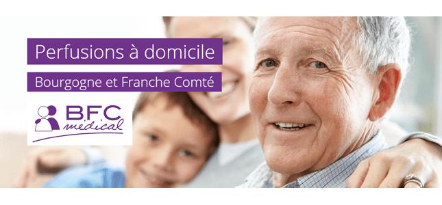 BFC Médical / Bourgogne Perfusion