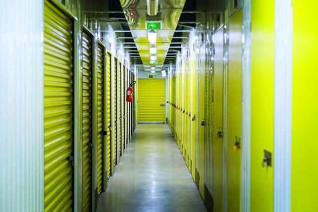 Stockage sécurisé pour professionnel & particuliers Espace en plus
