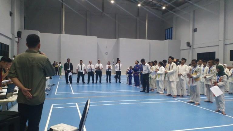 Student Open Budoshin Ju-Jitsu Championship 2019 Menggali Potensi Atlet Jujitsu