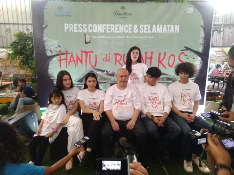Film True Story Begenre Horror 'Hantu di Rumah Kos' Sosok Hantu Berbeda