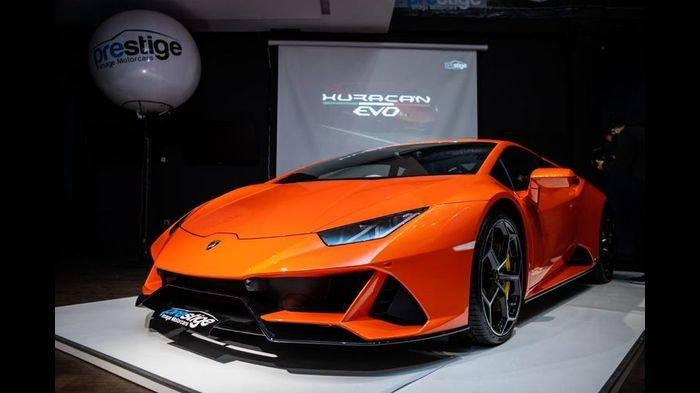 Prestige Image Motorcars, Hadirkan Lamborghini Huracan Evo AWD ke Indonesia