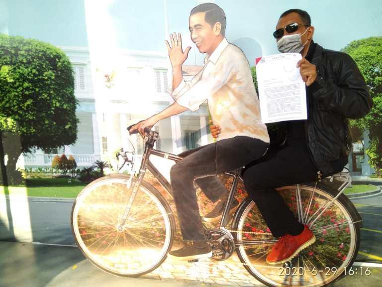 DPP GANNAS Sampaikan Usulan ke Presiden Keluarkan PP Peran Serta Masyarakat dan Pemberian Penghargaan Terkait  Pencegahan dan Pemberantasan Tindak Pidana Narkotika