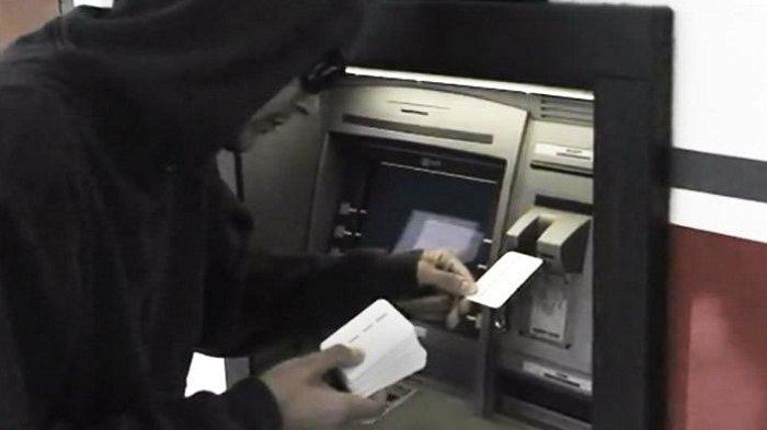 Hindari Modus Ganjal ATM, Masukan Kartu Seret Atau Rada Macet Jangan Lanjutkan Transaksi