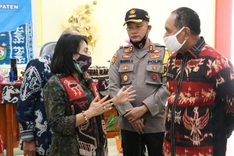 Menteri PPPA: Penculikan Merupakan Salah Satu Bentuk Kejahatan dan Pelecehan Terhadap Adat Perkawinan yang Sakral dan Mulia