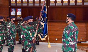 Serah Terima Jabatan Pangkolinlamil Kepada Laksamana Pertama TNI Irwan Achmadi