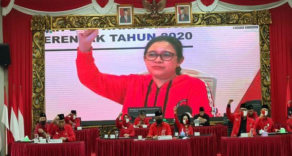 Ini75 Calon Kepala Daerah dan Wakil Kepala Daerah yang Direstui DPP PDI Perjuangan
