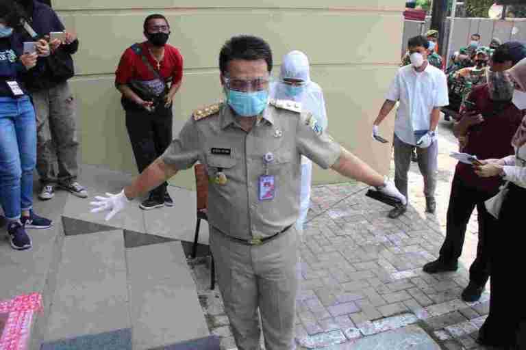 Isolasi Mandiri Kemayoran (FIMK) Disiapkan Pemprov DKI Jakarta Dukungan Dari Pemerintah Pusat