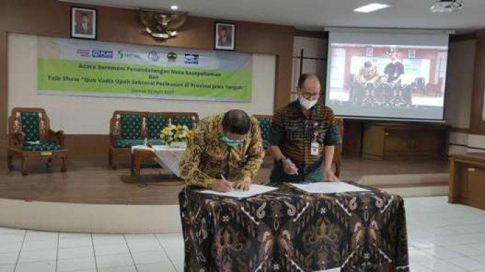 PLAN Indonesia Gandeng Dinas Kelautan dan Perikanan di Jawa Tengah Perkuat Fishers' Center