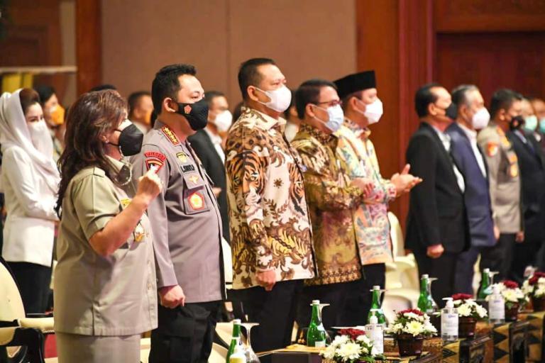 Ketua MPR, Bamsoet Didapuk Sebagai Wakil Ketua Dewan Kehormatan KBPP Polri