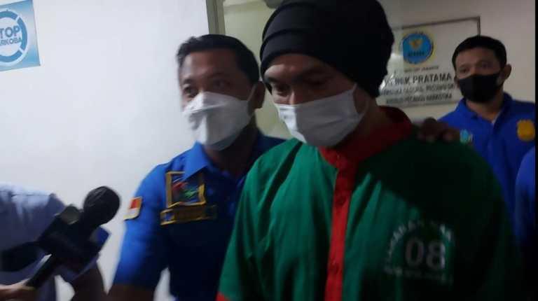 Anji Ajukan Rehabilitasi Jalani Assesment di BNNP Jakarta