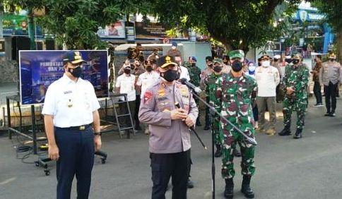 Kapolda Sebut Kasus Covid-19 di DKI Jakarta Masuk Level Genting