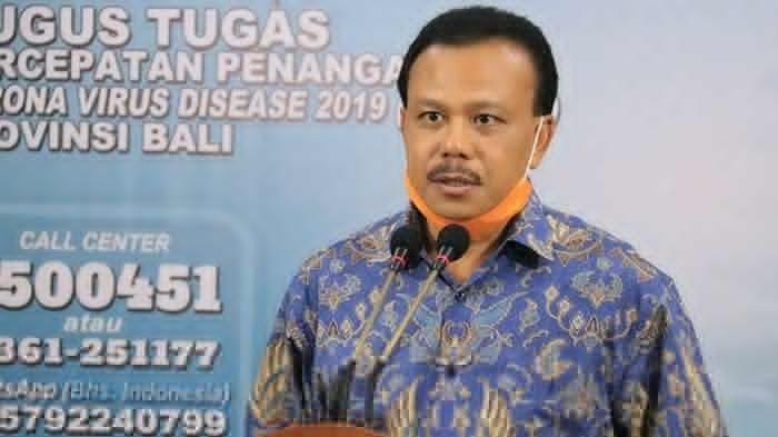 Penegasan Jam Operasional Usaha Masa PPKM Darurat, Gubenur Bali Kembali Keluarkan SE Terbaru