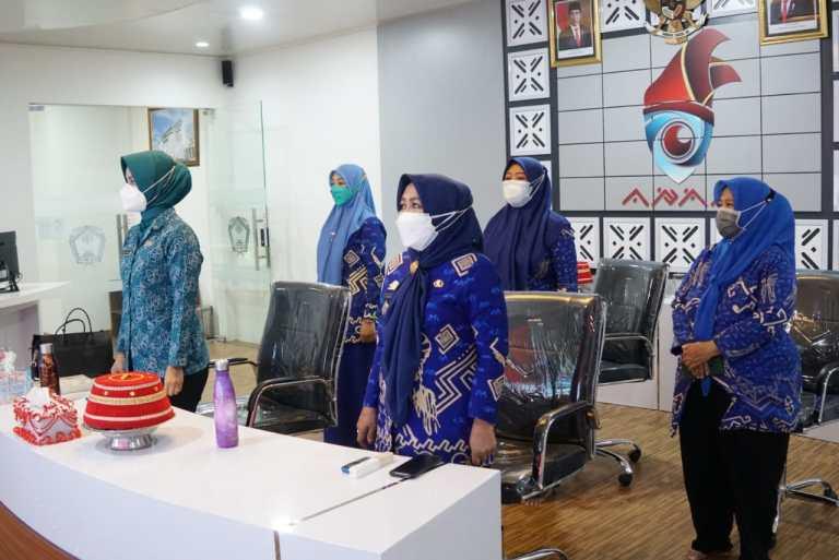 TP PKK Kabupaten Gowa Fokus Ciptakan Desa Ramah Perempuan dan Peduli Anak