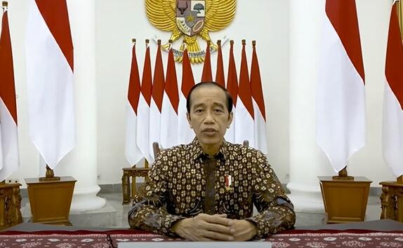 Presiden Jokowi Umumkan Perpanjangan PPKM Level Hingga 9 Agustus