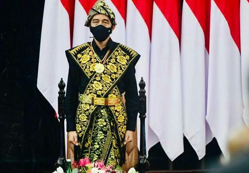 Hari Ini, Senin 16 Agustus 2021 Presiden Jokowi Pidato Kenegaraan