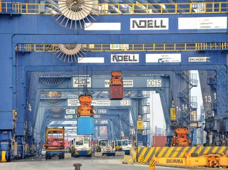 Pelabuhan Tj.Priok Tingkatkan Pelayanan dan Performance Pelabuhan Internasional Terapkan Single TID