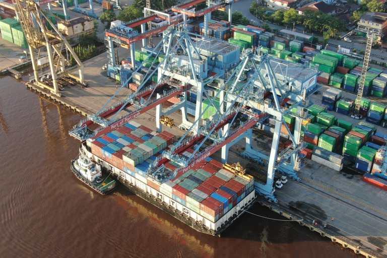IPC TPK Luncurkan Layanan New Service Pontianak – Singapura