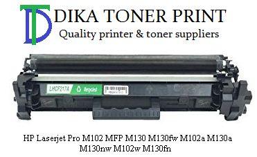Harga Toner Compatible 17A / CF217A For Printer HP Laserjet Siap Pakai